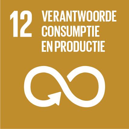 SDG 12 | Verantwoorde Consumptie en Productie